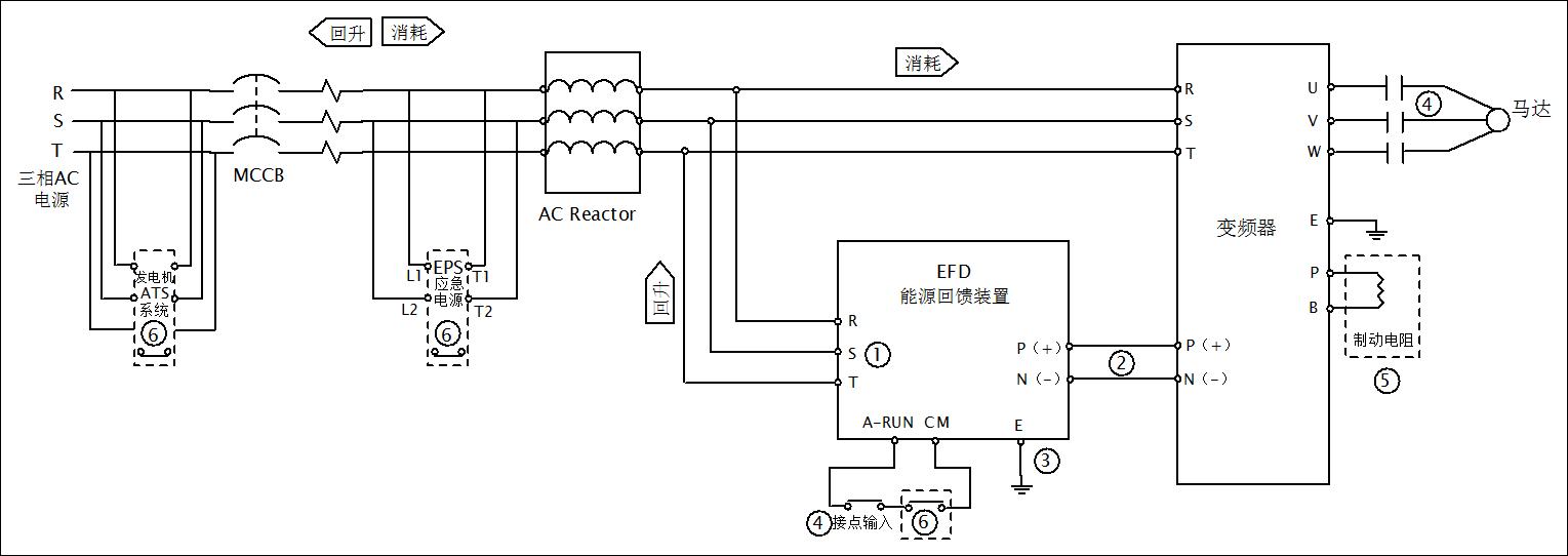 tn-c-s系统接线原理图
